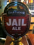 Dartmoor IPA is available at the Royal Oak Inn