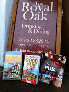 Royal Oak Inn in the Guides