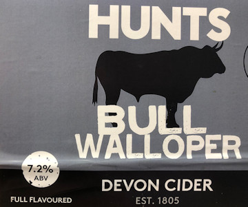 Hunts Bull Walloper
