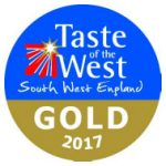 Taste of the West Gold Award 2017