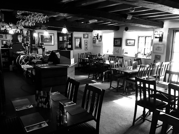 The Lounge Bar at The Royal Oak